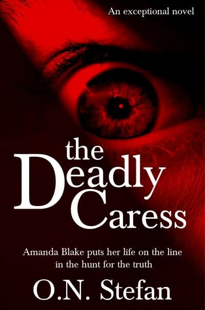 Cover for The Deadly Caress