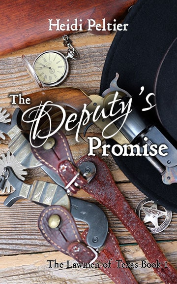 Cover for The Deputy's Promise