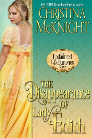 Cover for The Disappearance of Lady Edith