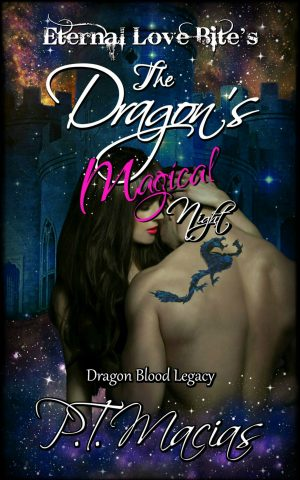 Cover for The Dragon's Magical Night