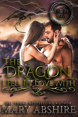 Cover for The Dragon I Fell in Love With