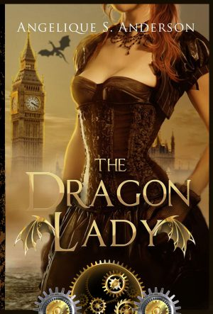 Cover for The Dragon Lady