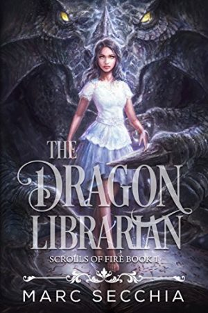 Cover for The Dragon Librarian
