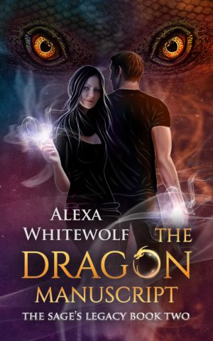 Cover for The Dragon Manuscript