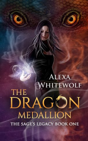 Cover for The Dragon Medallion