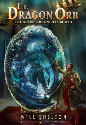 Cover for The Dragon Orb