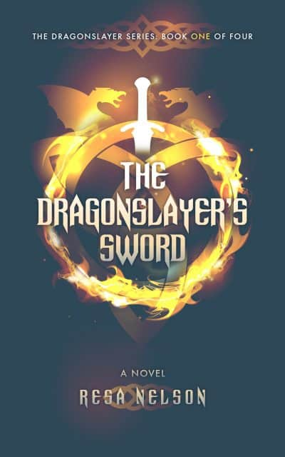 Cover for The Dragonslayer's Sword
