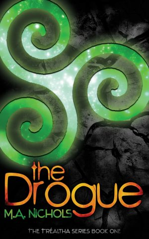 Cover for The Drogue