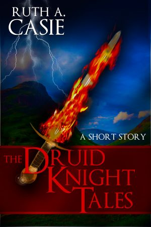 Cover for The Druid Knight Tales