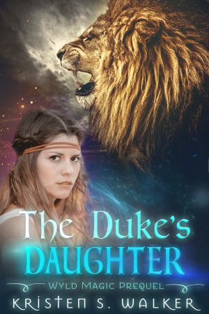 Cover for The Duke's Daughter