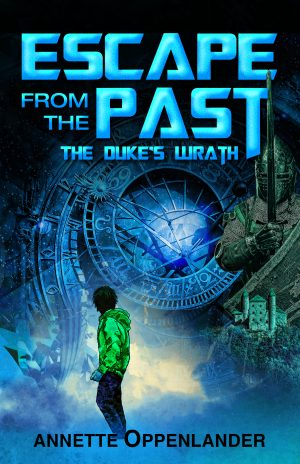 Cover for The Duke's Wrath