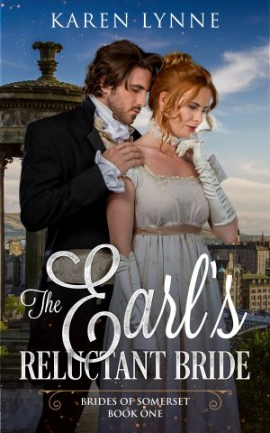 Cover for The Earl's Reluctant Bride