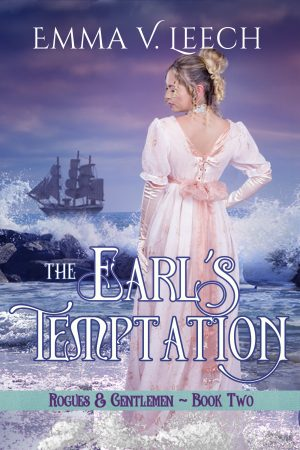 Cover for The Earl's Temptation