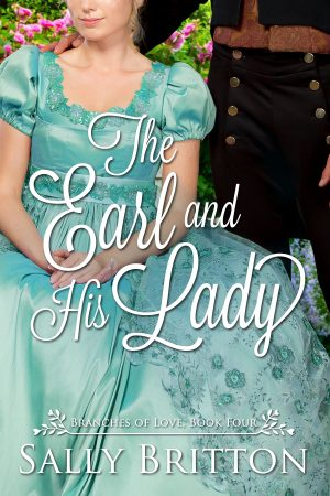 Cover for The Earl and His Lady