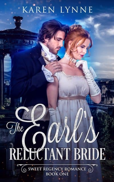 Cover for The Earls Reluctant Bride