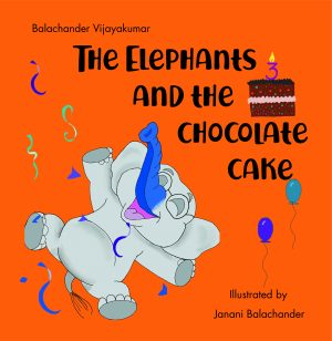 Cover for The Elephants and the Chocolate Cake