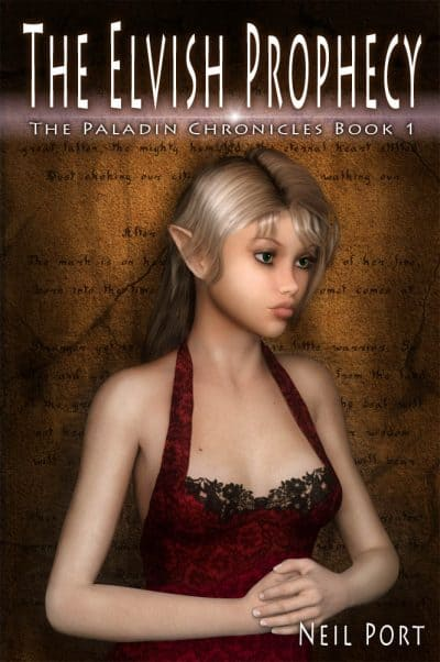 Cover for The Elvish Prophecy