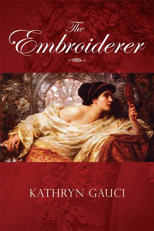 Cover for The Embroiderer