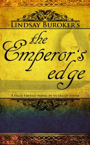 Cover for The Emperor's Edge