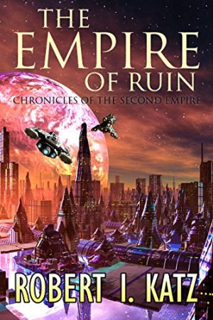 Cover for The Empire of Ruin