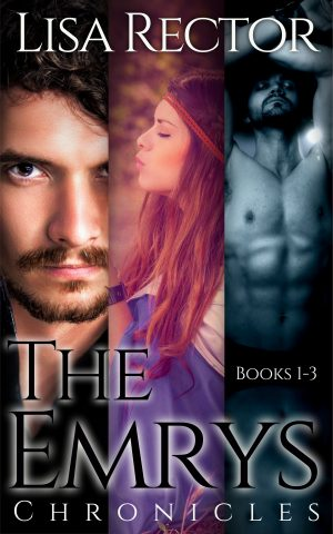 Cover for The Emrys Chronicles Boxed Set (Books 1-3)