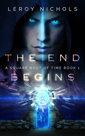 Cover for The End Begins