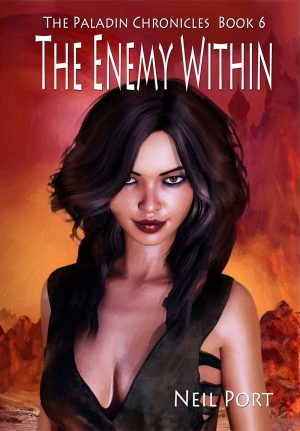 Cover for The Enemy Within