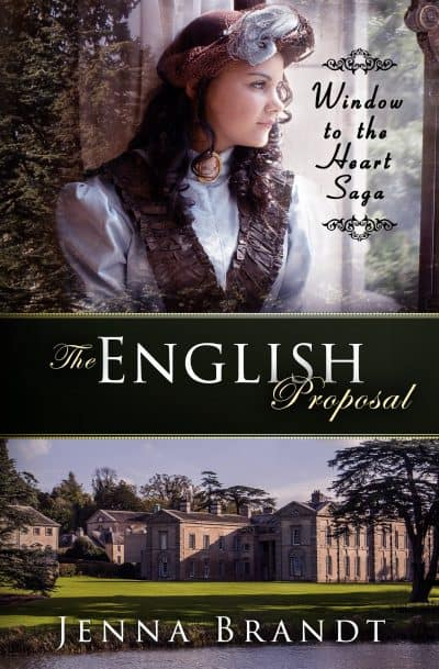 Cover for The English Proposal