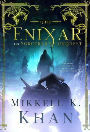 Cover for The Enixar