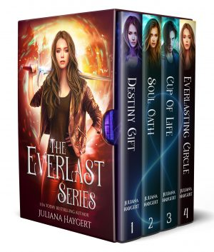 Cover for The Everlast: The Complete Series