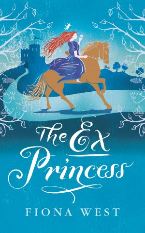 Cover for The Ex-Princess