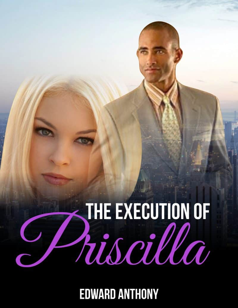 Cover for The Execution of Priscilla
