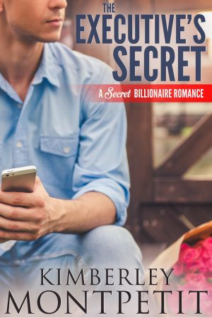 Cover for The Executive's Secret