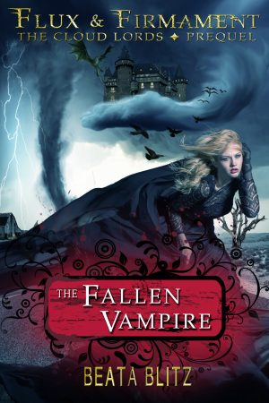 Cover for The Fallen Vampire