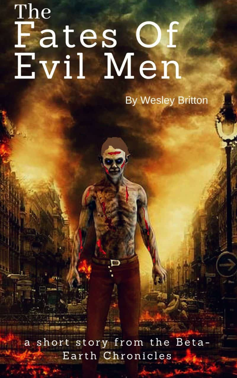 Cover for The Fates Of Evil Men