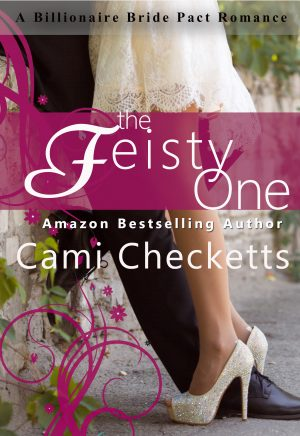 Cover for The Feisty One