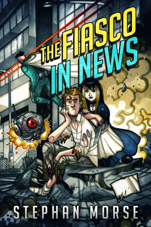 Cover for The Fiasco In News