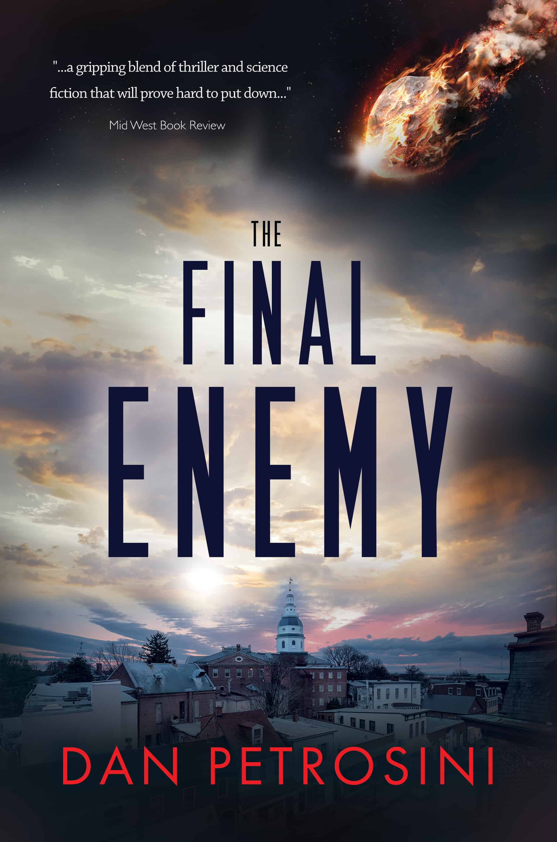 Cover for The Final Enemy