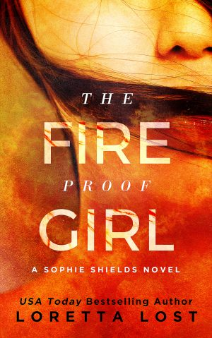 Cover for The Fireproof Girl