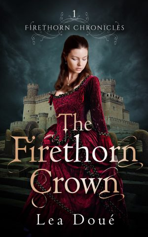 Cover for The Firethorn Crown
