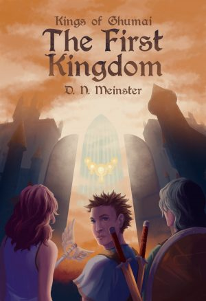 Cover for The First Kingdom