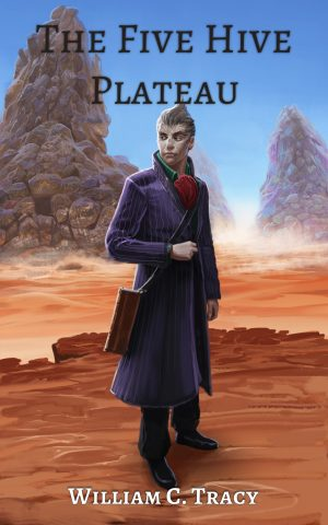 Cover for The Five Hive Plateau