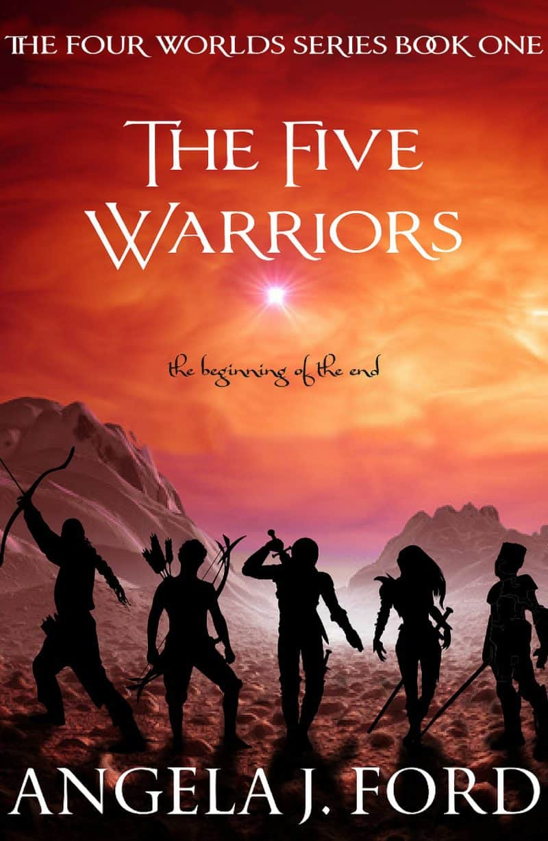 Cover for The Five Warriors