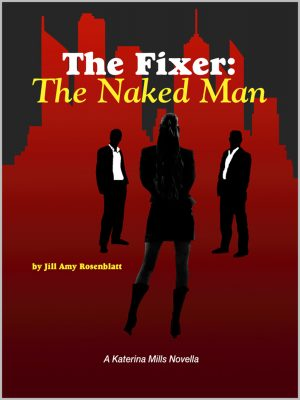 Cover for The Naked Man