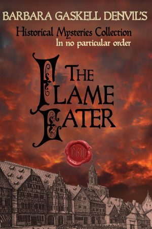 Cover for The Flame Eater