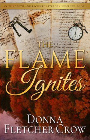 Cover for The Flame Ignites