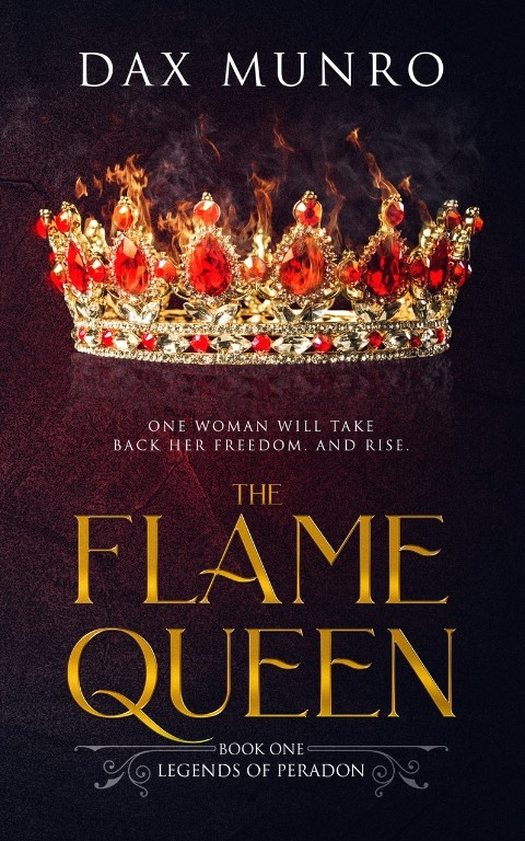 Cover for The Flame Queen