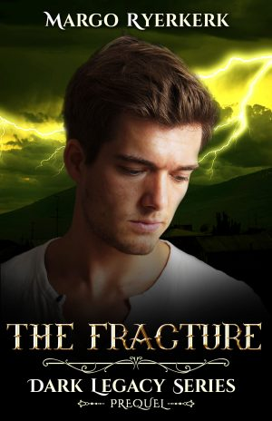 Cover for The Fracture