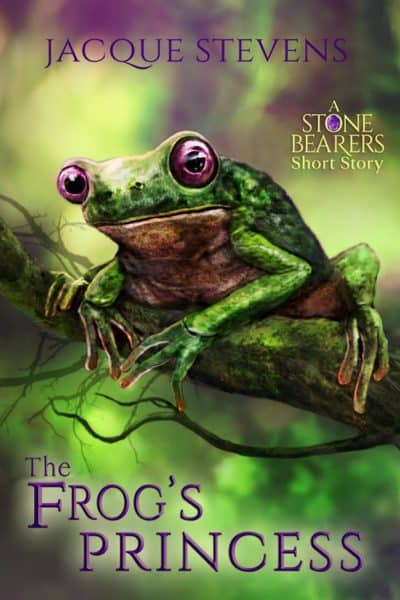 Cover for The Frog's Princess