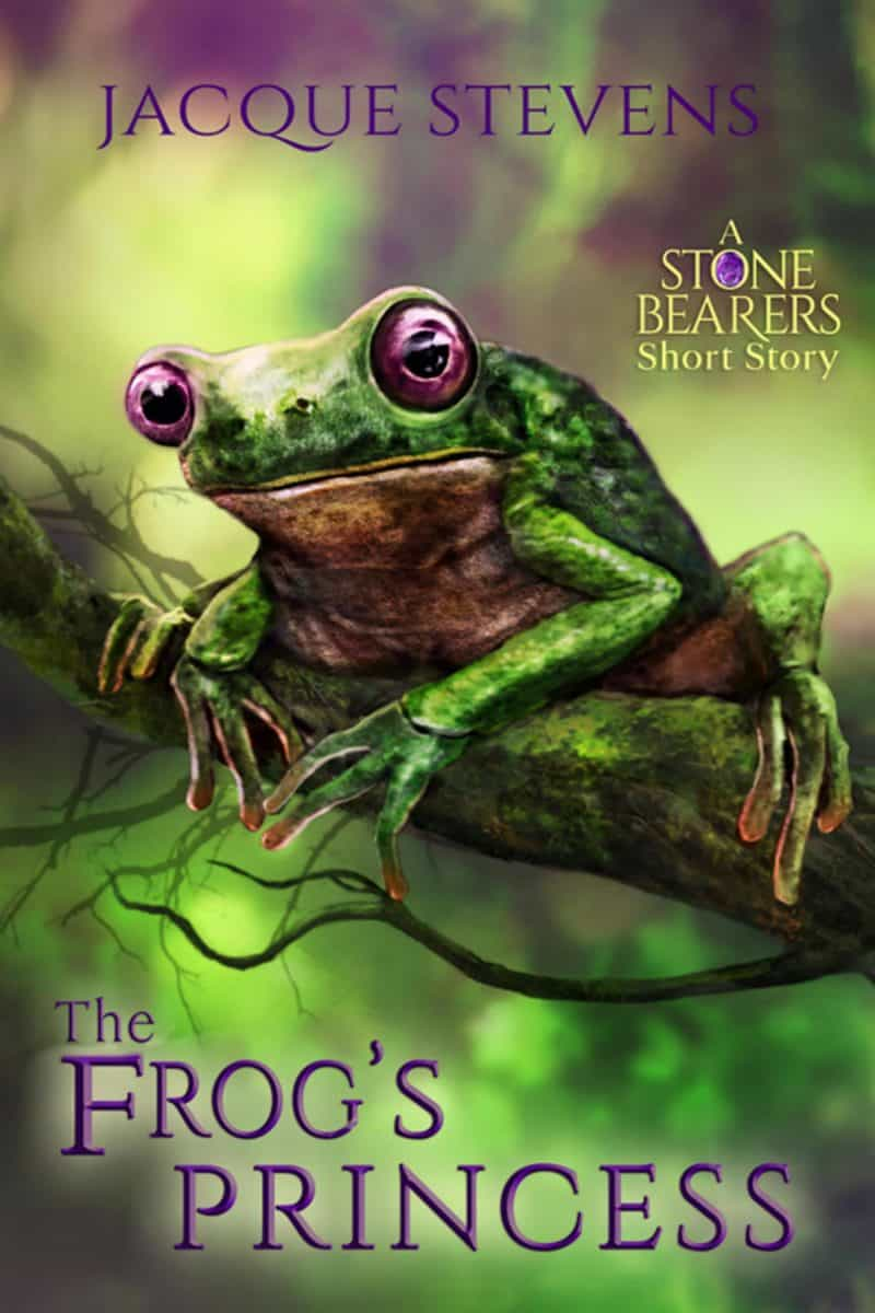 Cover for The Frog's Princess: A Stone Bearers Short Story